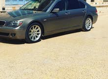 2008 BMW 750 for sale in Tripoli