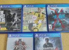 ps4 games for sale in best price