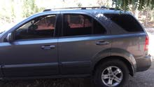 Kia Sorento 2005 For sale - Grey color