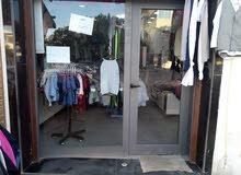 باب عرض محل للبيع
