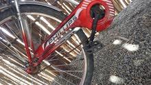 دراجة هوائيه للبيع جديده مافيه شي