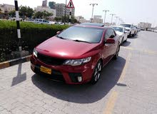 For sale 2011 Maroon Cerato
