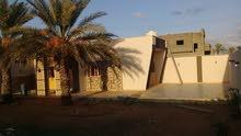 استراحة للبيع 500م تاجوراء بئر العالم ابوخميرة قريبة من الرئيسي 165ألف