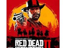 الان متوفر red dead redemption 2 مع توصيل الى جميع مناطق السلطنه