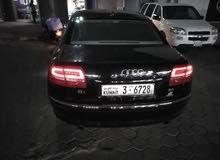 Audi A8 2007 For sale - Black color