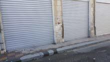 مخازن للايجار في جبل عمان طلوع الحايك شارع المعتصم