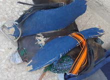 سرج جلد اصلي مستعمل للبيع