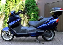 motorbike made in 2008 for sale