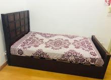 سرير/أسّرة خشب زان