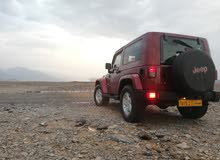 Jeep Wrangler 2007 For sale - Maroon color