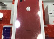 موبايل ايفون 7 بلاس 128 غيغا احمر ( No Active )
