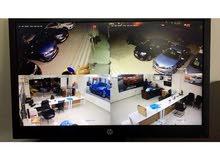 كاميرات مراقبة للمنازل و المحلات التجارية*