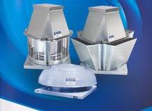 يوروفنتوس للتهوية المركزية وتنقية الهواء
