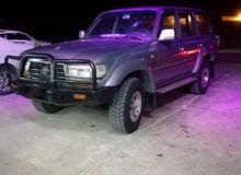 Manual Grey Toyota 1997 for sale