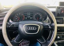 سياره اودي للبيع 2012 اسود نظيفه فول مواصفات عدا لسلايت 16000$