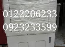 عرض خاص للبيع مكيفات نسمة 6000 الف متحرك دبل تانك