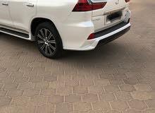 Lexus LX 2018 For sale - White color
