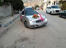 CLK 2002 for rent
