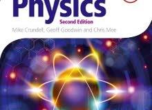 physics AS LEVEL textbooks