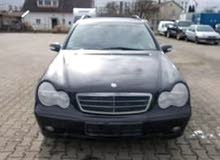+200,000 km Mercedes Benz C 180 2000 for sale