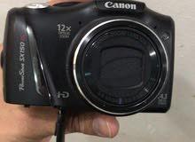 للبيع كانون كامير HD ممتاذه  كانون sx150