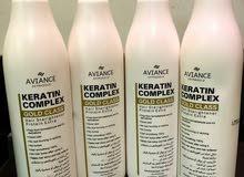 بروتين افيانس جولد الرائع لفرد ومعالجه الشعر