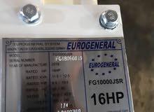 يوجد عندنا مولدات 12.5كي اف اي موصفات خليجية جودة عالية  لفة نحاس