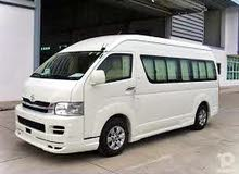 Rent a 2018 Toyota Grand Hiace with best price
