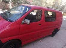 Manual Red Toyota 1996 for sale