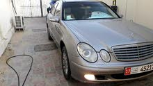 Mercedes Benz E 280 2006 For sale - Gold color