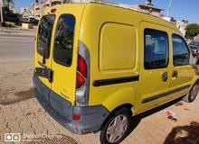 1 - 9,999 km Renault Kangoo 2001 for sale
