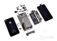 متجر Apple   لي صيانة الهاتف النقال بشيك مصدق و أسعار منافسه
