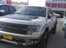 Ford Raptor svt  2014 Oman