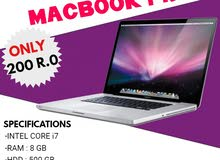 APPLE MACBOOK PRO 2011 SERIES at very appropriate Price  Rayan Computers