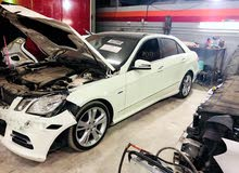 km Mercedes Benz E 350 2012 for sale