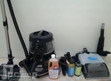 مكينة ريمبو للتنظيف مستخدمه استخدام بسيط