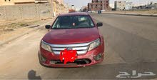 Ford Fusion car for sale 2012 in Jeddah city