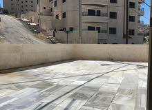 شقة ارضية 100م مع ترس  مميزة في طبروبر