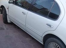 Automatic White Nissan 1997 for sale