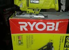 طقم شحن ياباني ماركة Ryobi كت 10