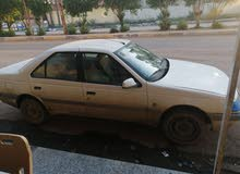 km mileage Peugeot 405 for sale