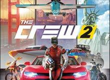 شريط the crew 2 للبيع لعبة السباقات في امريكا.