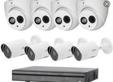 لحمايتك من السرقات تركيب كاميرات مراقبة