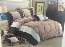 لتجعلي سريرك احلى واجمل مع مفارش قطن
