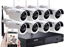 فني تركيب وصيانة جميع كاميرات المراقبة باسعار منافسة