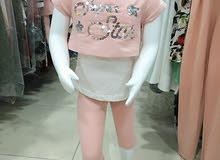 سبورات وبجايم تركي قطن درجة اولى لدى كناري لملابس الاطفال