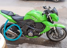 Buy a Kawasaki motorbike directly from the owner