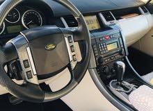 Range Rover sport VIP Edition