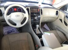 Infiniti EX35 car for sale 2008 in Muscat city