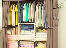 قطعة خزانة الملابس الحديثة والأنيقة1 / Single piece Modern & stylish wardrobe